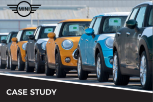 BMW Group: MINI Plant Oxford Case Study